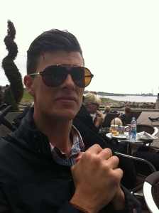 Mr. Gabriel from Malm�, SWEDEN.(Persol RATTI 202)