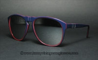 Persol RATTI 649/4 SPORT Blue Red