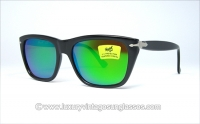 Persol RATTI Sport 40401 Green Mirrored