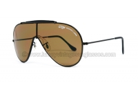 Ray Ban WINGS Black B-15 by Bausch & Lomb