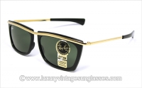 Ray Ban OLYMPIAN II Ebony by B&L