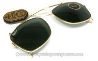 Ray Ban Wayfarer I CLIP ON G-15 B&L