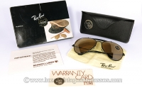 Ray Ban The General 50th anniversary 62 mm