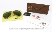 Ray Ban Shooter MASTERPIECE Arista 62 mm BY B&L