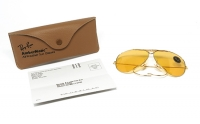 Ray Ban Shooter Ambermatic 62 mm BY B&L