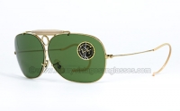 Ray Ban Shooter Decot 10k Gold filled Bausch & Lomb