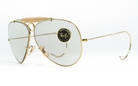 Ray Ban Shooter Arista Photogray 62 mm Bausch & Lomb