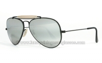 Ray Ban Outdoorsman Full Mirror 58 mm by B&L