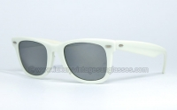 Ray Ban Wayfarer I White Mirrored 5022 B&L