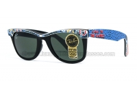 Ray Ban Wayfarer I Olympic Games Los Angeles 1932 bl