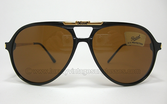 59f9b4a803 Persol RATTI CARSON for Laiba  Vintage-Sunglasses with patented -flex-  system.