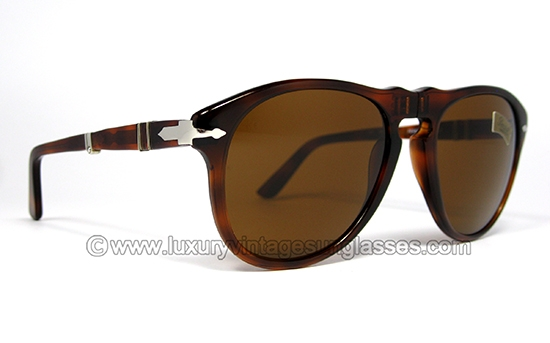Persol Folding Sunglasses  luxury vintage sunglasses details of persol italy folding 806