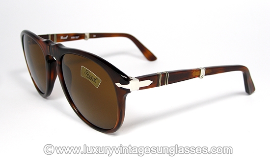 3142a43e0ab7 Persol -Italy- FOLDING 806/52F COL 94 by RATTI: Vintage Sunglasses made in  Italy.