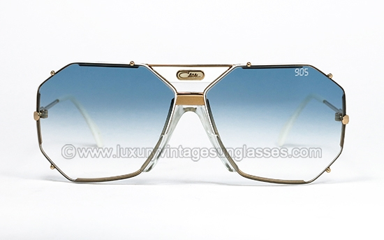 6b596a13a39a Cazal 905 col 302 WEST GERMANY  Vintage Sunglasses by Cari Zalloni.