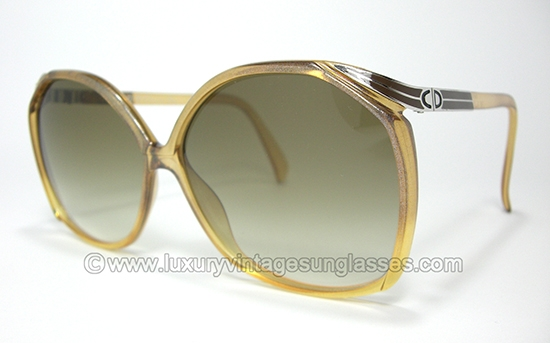 0429196a6c9 Luxury vintage Sunglasses - Details of christian-dior-2104