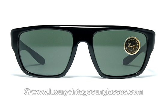 ray ban on sale at usa  ray ban drifter black by b&l: original vintage sunglasses made in u.s.a.