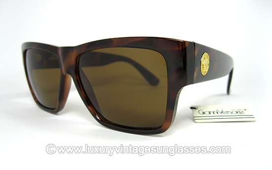 ca24535b0d GIANNI VERSACE 372 COL 900 TO  RARE Vintage Sunglasses made in Italy in the   80s.