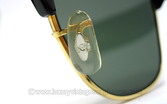 fe88a1183e Ray Ban Wayfarer Max 2 II by B L  RARE Vintage Sunglasses made in U.S.A. in  the  80s.