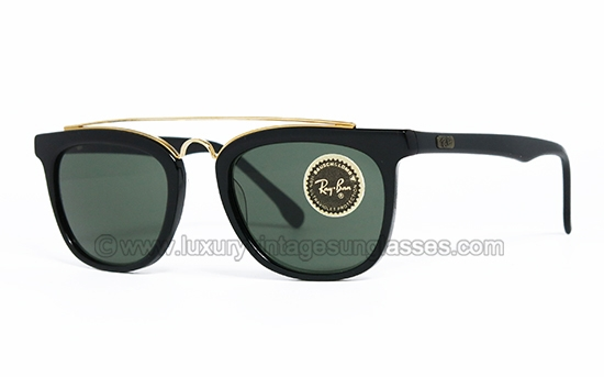 74a3193ca38 ... new arrivals ray ban gatsby style 5 g 15 w0936 bl original vintage  sunglasses made in