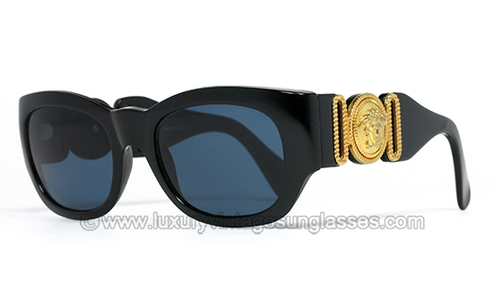 Luxury Vintage Sunglasses Details Of Gianni Versace 413a