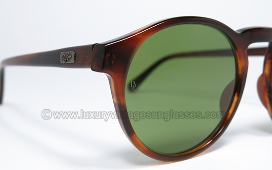 ray ban style sunglasses xvqt  Ray Ban GATSBY STYLE 1 W0936 by B&L: Original vintage sunglasses from '80s