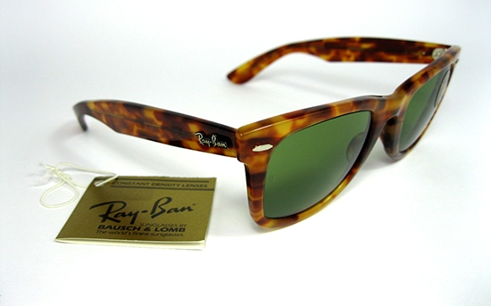 f309fe99596 ... inexpensive ray ban wayfarer i blond tortoise by bl rare vintage  sunglasses made in u.s.a. a4228