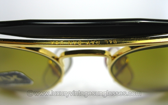 rayban usa  Luxury vintage Sunglasses - Details of ray ban outdoorsman chromax ...