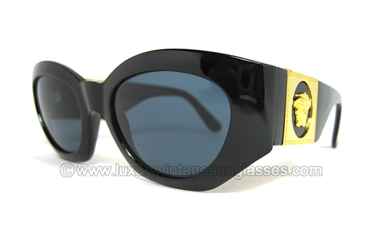 279dc190de GIANNI VERSACE 420 C  Luxury Vintage Sunglasses made in Italy in the  80s.
