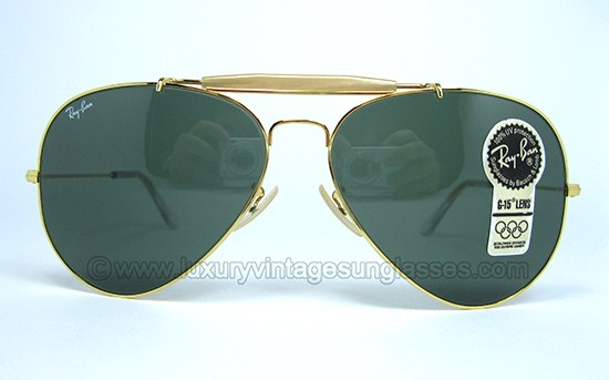 ray ban outdoorsman sizes