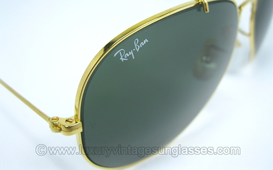 B L Ray Ban Sunglasses  luxury vintage sunglasses details of ray ban outdoorsman 62 mm