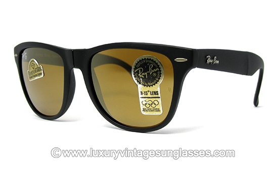 B L Ray Ban Sunglasses  luxury vintage sunglasses details of ray ban wayfarer ii folding