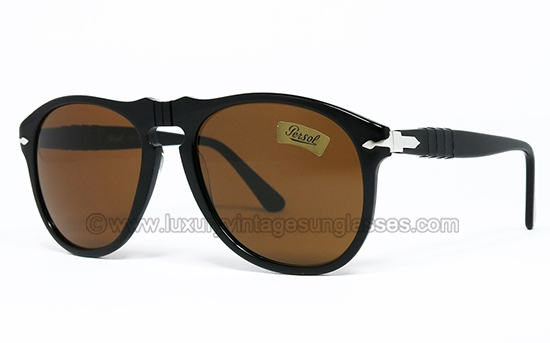 86aa78d6be9 Persol RATTI 649-5A col. 95 58mm  Original vintage sunglasses made in Italy  from  80s