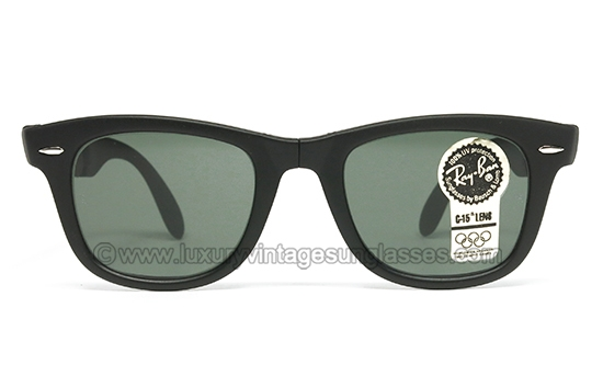 b&l ray ban frame france folding wayfarer