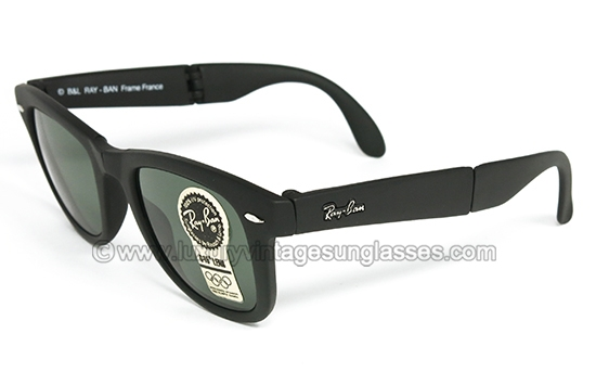 ray ban folding wayfarer bl frame france