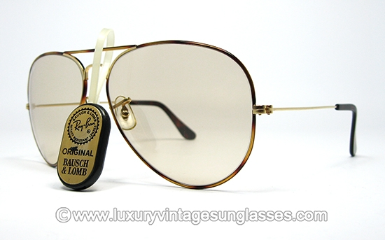 where is ray ban sunglasses made  Luxury vintage Sunglasses - Details of ray-ban-aviator-tortuga ...