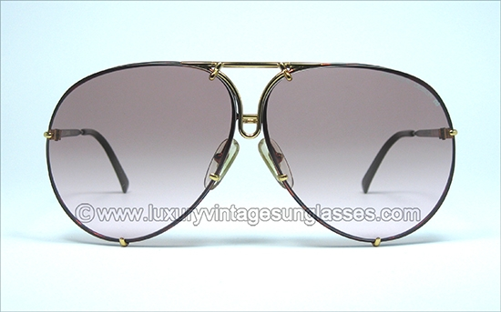 Luxury Vintage Sunglasses Details Of Porsche 5623 66 Mm