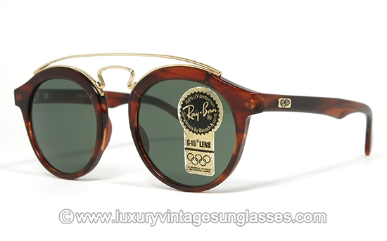 new ray ban styles  Luxury vintage Sunglasses - Details of ray-ban-gatsby-style-4-w0933-bl