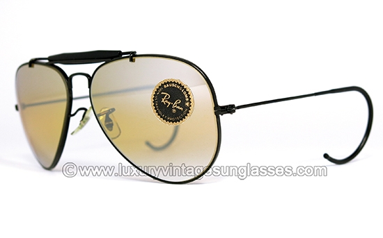 ray ban outdoorsman ambermatic
