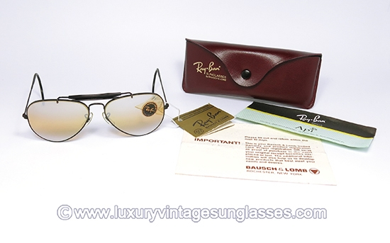 Vintage B l Ray Ban Ambermatic   City of Kenmore, Washington b2a113d79f4f