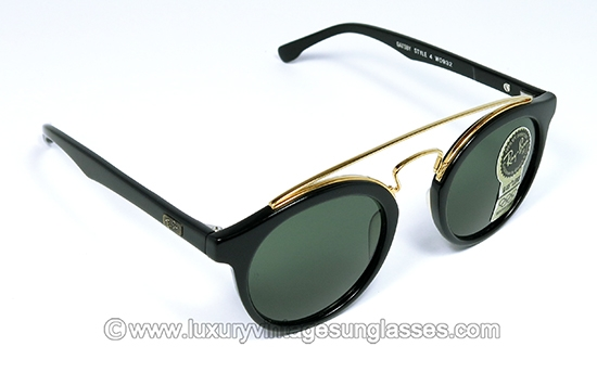 Ray Ban Style Sunglasses  luxury vintage sunglasses details of ray ban gatsby style 4 g 15