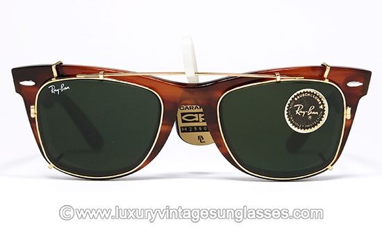 ray ban 5121 clip on