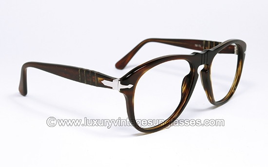 Luxury vintage Sunglasses - Details of persol-ratti-649-v-e-50-mm-col-44