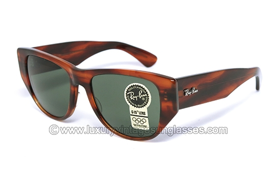 f6d7a6513e Ray Ban CABALLERO G-15 by B&L: Original Vintage Sunglasses, by Bausch-Lomb.