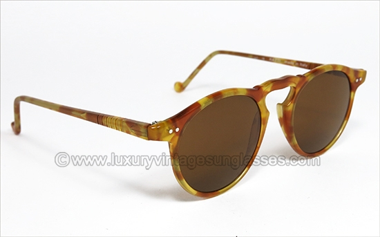 ba0f034e28 Persol RATTI 750 col 78  Vintage Sunglasses produced in the  80s.