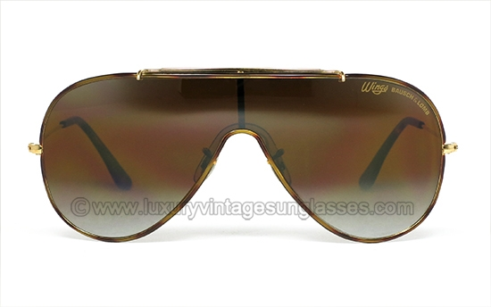 Sunglasses Made In Usa  luxury vintage sunglasses details of ray ban wings tortuga