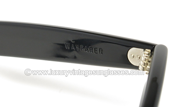 Sunglasses Made In Usa  luxury vintage sunglasses details of ray ban wayfarer i juventus