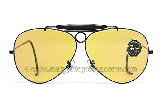 e3dec7c097 Sunglasses Vintage Ray Ban Ambermatic Shooter « Heritage Malta