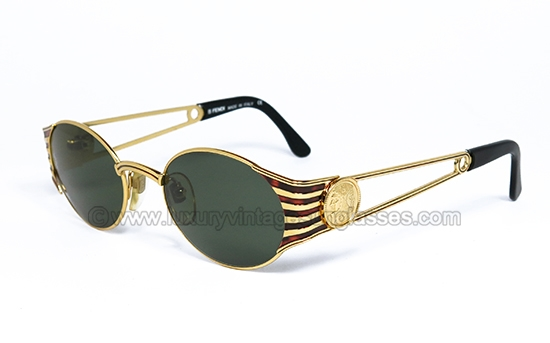 0f527d97dd44 Fendi FS 300 col 358   Vintage Sunglasses made in Italy. Never worn.