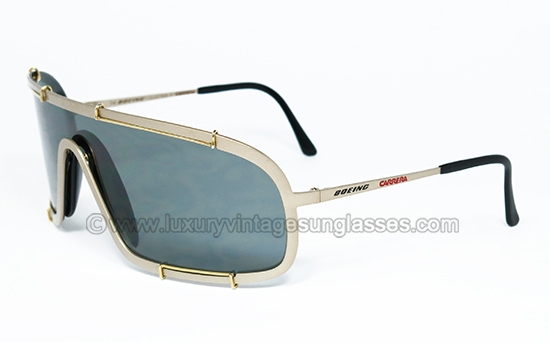 1bf78e62dd Boeing by CARRERA 5708 col. 40 MASK  Original Vintage Sunglasses made in  Germany 1987.