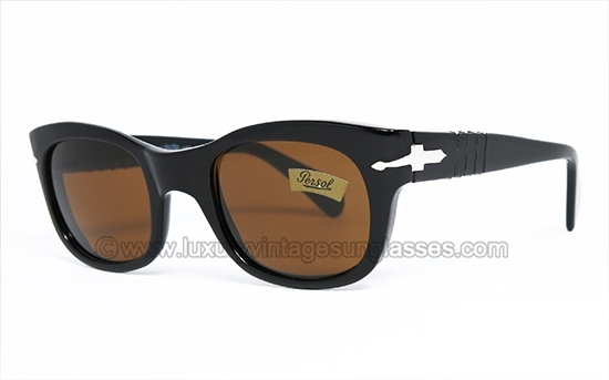 95c39ae36a0ce Persol RATTI 6201 col. 95 FULL SET  Original Vintage Sunglasses made in  Italy 1980.